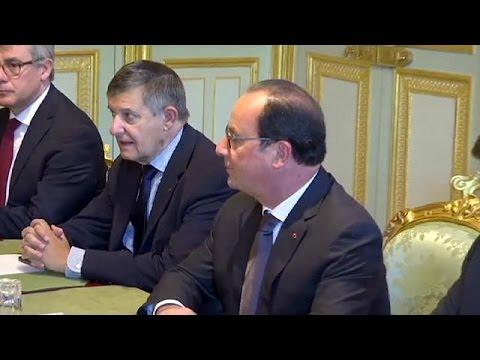 Γαλλία: Έντονη αντίδραση Ολάντ για τις παρακολουθήσεις από την NSA