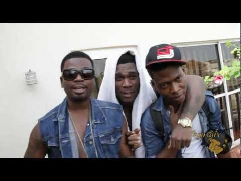 0 VIDEO: Burna Boy   Like To Party [Behind The Scenes]Like to Party Burna Boy