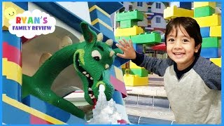 Video LEGOLAND HOTEL TOUR, Giant Lego Swimming Pool, and Amusement Park for Kids Compilation Video MP3, 3GP, MP4, WEBM, AVI, FLV November 2018