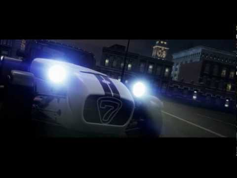 Ambush 'Double Parked' in 27.83 Seconds Gold Medal Time | Need for Speed: Most Wanted (2012)