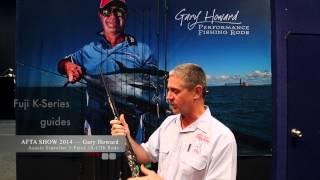 Gary Howard Aussie Natives Aussie Traveller 10-17lb Spin & Baitcast rods