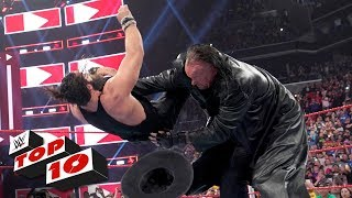 Top 10 Raw moments: WWE Top 10, April 8, 2019