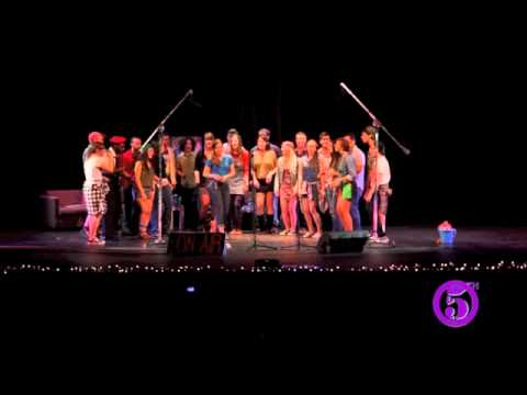 The Alumni Medley (2013) - MSU State of Fifths