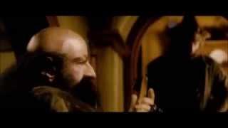 Hobbits Dwarves sing a song about Bilbo Baggins hate