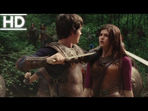 Percy Jackson Vs Annabeth (1/2)