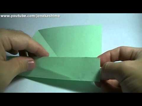 Tip 42-04 - How to fold a paper into fifths