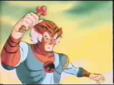 Video - Thundercats, η δημοφιλής σειρά κινουμένων σχεδίων των 80's. Οι παραγωγοί είχαν προσλάβει ψυχολόγο να ελέγχει το σενάριο ώστε να περνάνε σωστά μηνύματα. Γιατί αρχικά οι ήρωες ήταν γυμνοί και μετά τους έντυσαν