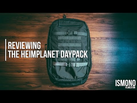 Most versatile bag? Reviewing the Heimplanet Daypack