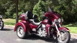 10. New 2015 Harley Davidson Tri Glide Trike for sale
