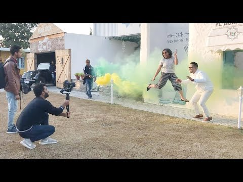 Latest Pre Wedding Behind The Scene ||  Making 2019