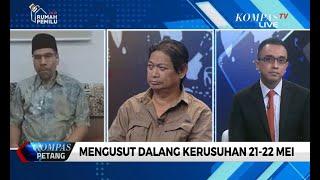 Video Dialog: Mengusut Dalang Kerusuhan 21-22 Mei (1) MP3, 3GP, MP4, WEBM, AVI, FLV Juni 2019