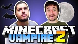 Minecraft - Vampire Z: Sou Amigo do Monark!