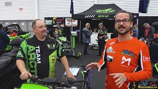 10. 2019 Arctic Cat suspension iACT