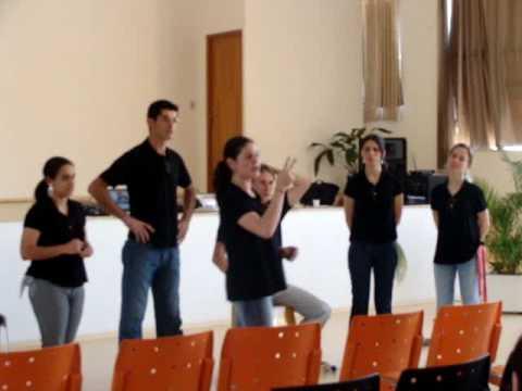 Apresentação em Aratiba/RS - Semana Municipal de Educação