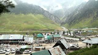 Sonmarg India  city photos gallery : Sonamarg valley of Jammu and Kashmir, India