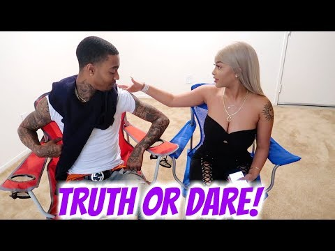 EXTREME DIRTY TRUTH OR DARE W/ GIRL WHO PASSED ME ON SMASH OR PASS!😱😶 (видео)
