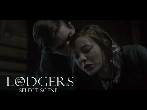 "The Lodgers - Select Scene - ""Trap Door"" (HD 2018)"