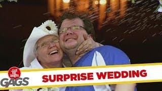 Surprise Wedding Prank