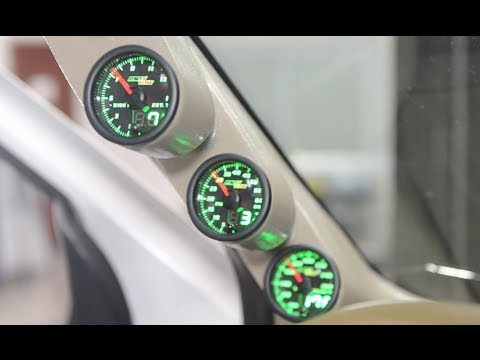 gauges - http://www.andysautosport.com/gauges.html Since we've added a Diablo Sport tuner to our F250, we want to make sure the engine is running efficiently and that...