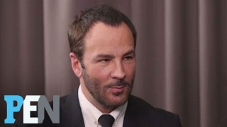 Video The Men's Fashion Trend That Drives Tom Ford Crazy | PEN | Entertainment Weekly MP3, 3GP, MP4, WEBM, AVI, FLV November 2018