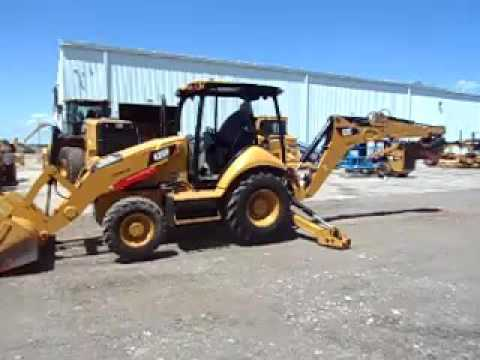 CATERPILLAR BACKHOE LOADERS 420FST equipment video HzhAGfxA48U