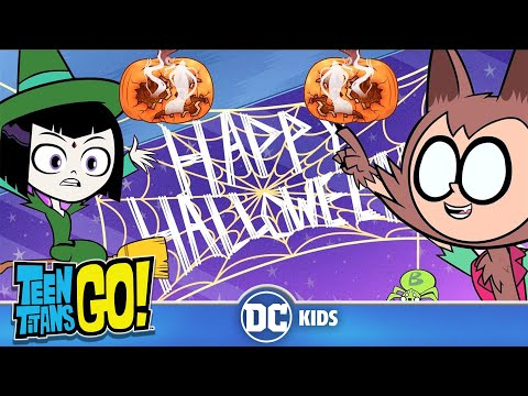 Teen Titans Go! | Halloween Is Coming | DC Kids