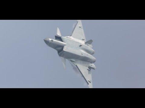 Volksrepublik China: Wie man unter realen Bedingungen einen Stealth-Fighter testet