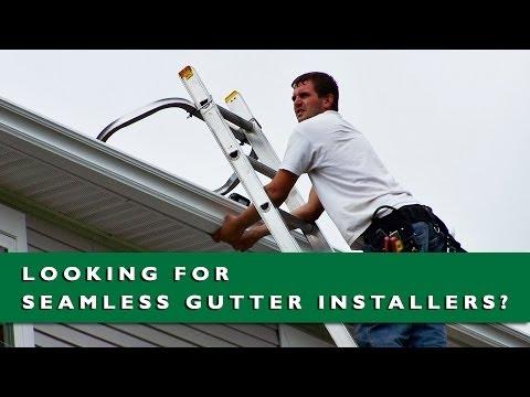 Seamless Gutters Installation Andover MN - 1-866-207-9720 - Gutter Helmet