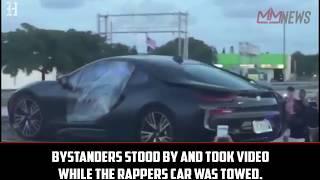 Video XXX Tentacion's BMW was removed from the crime scene [My Mixtapez News] MP3, 3GP, MP4, WEBM, AVI, FLV September 2018