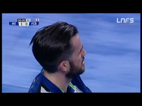 Quinto Partido De La Final Del Play Off Por El Título: Movistar Inter - FC Barcelona Lassa