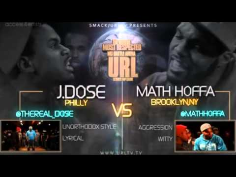 URL Battle Rap Arena – Math crashes Dose Interview