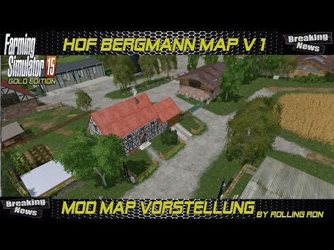 Hof Bergmann Map Optional Vehicle Pack