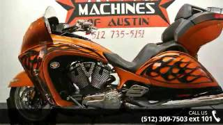 8. 2012 Victory Arlen Ness Vision  - Dream Machines Indian M...
