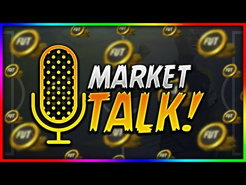 WHAT HAPPENED TO VAN BASTEN? MAKING COINS! MARKET TALK! FIFA 20 Ultimate Team