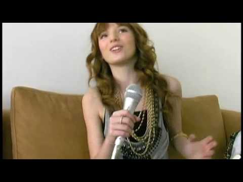 Bella Thorne on her Wizards of Waverly Place character!