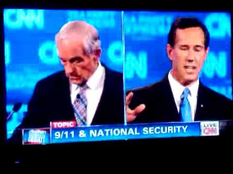 lelizondob - Ron Paul tells a truth nobody wants to hear. Take a look at how the Tea Party reacts.