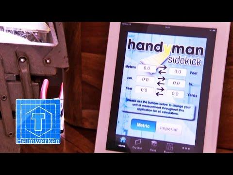 Apps für Heimwerker | Test | ToolTown
