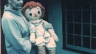 The Story Of The Real Annabelle Doll