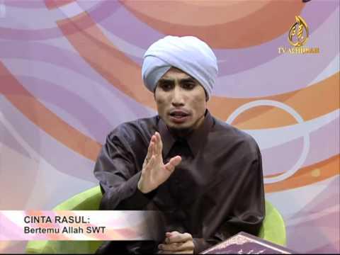 30 minit Ustaz Don – Cinta Rasul..Bertemu Allah SWT (part 2 of 2)