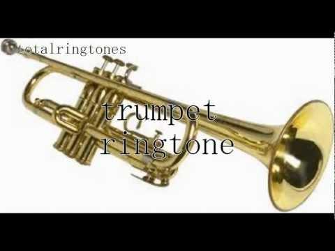 trumpet sound effect ringtone