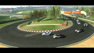 Real Racing 3 YouTube video