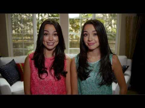 twin - Merrell Twins on what it's like to be a twin.