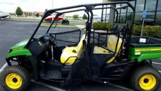 2016 John Deere Gator XUV590i Base ATV Specs, Reviews ...