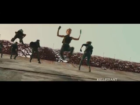 The Divergent Series: Allegiant (TV Spot 'War')