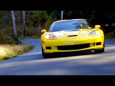720 HP C6 Corvette Z06 Stroker | Yes, It's THAT Scary (видео)