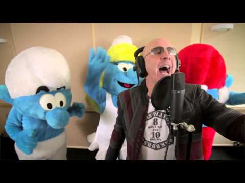 I'm Too Smurfy (OST by Right Said Fred)