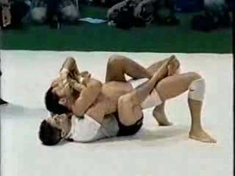 Jean Jacques Machado vs. Caol Uno