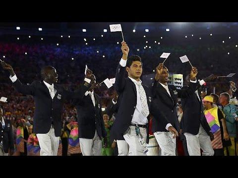 Ρίο 2016: Η ιστορική συμμετοχή της ομάδας των προσφύγων