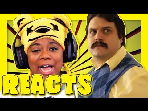 Hello Neighbor Musical   Random Encounters Reaction   AyChristene Reacts (видео)