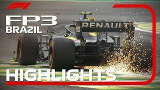 2019 Brazilian Grand Prix: FP3 Highlights